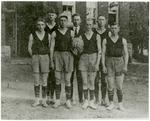Sloan-Hendrix Academy basketball team