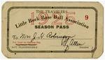 Season pass to Arkansas Travelers baseball