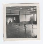 Washington High School WPA gym