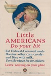 Little Americans, Do Your Bit, Eat Oatmeal