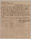 Tarpley/Dixon marriage license by John D. Trimble, JP.