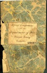 George Izard: Arkansas Territory official correspondence