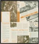 Arkansas State Parks brochure, 1954