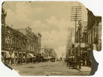 Photograph of Main Street in Little Rock