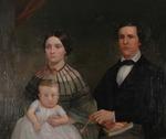Augustus H. Garland family portrait