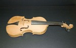 Arkansas wood violin