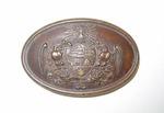 Arkansas State Militia belt plate