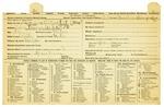 Council of Defense Registration cards: Stevenson, Elizabeth E. (Mrs.)