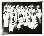 American Red Cross Nursing Class, World War I, Leslie, Arkansas