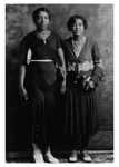 Two unidentified African American women