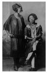 Two unidentified African American women