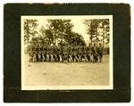 Third Arkansas Infantry Company at Camp Pike, Little Rock, Arkansas