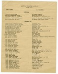 Roster, 142nd Field Artillery's Headquarters Company