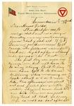 Letter, Harrell Burke to his family, 1918