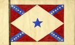 Diamond Rebel Flag