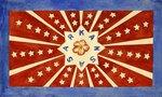 Rays and Stars Flag