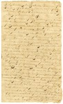 Circa 1819: Citizens of Arkansas Territory to Governor James Miller, Petitions for the election of delegate to Congress
