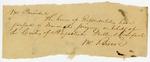 1823 October: Territorial Legislature, Arkansas Territory, Reports, bills, etc.