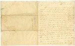 1823 March 6: J. C. Calhoun, Secretary of War, to Governor James Miller, Concerning Cherokee Indian affairs
