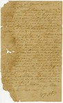 1823 August 18: Berry Anthony to Governor James Miller, Petition concerning judgment of Phillips County Circuit Court