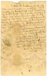 1825 September 5: Allen M. Oakley, Circuit Court Clerk, Hempstead County, Certificate of election of John Wilson to Territorial Legislature