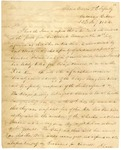 1826 July 13: Colonel [Matthew] Arbuckle, Headquarters, 7th Infantry, Cantonment Gibson, Report concerning Cherokee, Delaware, Osage, etc.