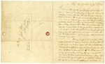 1830 June 18: Andrew Scott, Pope County, to Governor John Pope, Report of Cherokee Indians