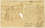 1832 August 27: Citizens of Independence County to Governor William S. Fulton, Petition requesting appointment of C.H. Pelham as county clerk