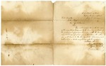 1832 July 2: Elbert Herring, Department of War, to Governor John Pope, Instructions to Indian agent