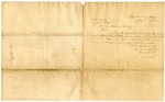 1832 May 18: Lewis Cass, Department of War, to Governor John Pope, Instructions on Indian affairs