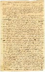 1833 October 18: Governor John Pope to the General Assembly, Message on various subjects concerning the territory
