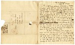 1835 April 6: Nathaniel L. Frye to William Pelham, Auditor, War of 1812 military bounty land claim