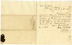 1836 February 3: William Ball and A. Yell to Governor William S. Fulton, Request appointment of Alexander H.M. Kisick as Justice of the Peace in Washington County