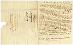 1836 September 15: Timothy Barber, Barbersville, Indiana, to Elias N. Conway, Auditor, Land subject to donation