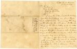 1836 November 8: M.W. Bateman, Principle Military Agent, Creek Removal, to Governor James S. Conway, Report of Indian affairs