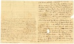 1837 July 31: Frank Taylor, Washington City, to E.N. Conway, Auditor, Redemption of lands entered by William D Simms