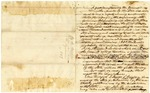 1837 July 18: Governor James S. Conway to the General Assembly, Proclamation concerning the state debt