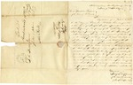 1837 June 9: Joseph Trippe, Hollidaysburg, Pennsylvania, to E.N. Conway, Auditor, Military bounty land claims