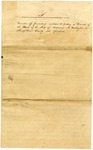 1838 December 13: Directors of the Real Estate Bank of the State of Arkansas, Minutes of meeting to consider locating a branch bank at Washington, Arkansas