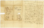1839 May 23: B.M. Stedman, Vicksburg, Mississippi, to E.N. Conway, Auditor, Taxes due on state land
