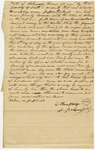 1839 May 8: Charles Humphrey and Jesse Perkins to Samuel H. Hempstead, acting Auditor, Security bond for Humphrey as sheriff and collector of Scott County