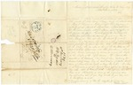 1839 January 10: William Trader, Memphis, Tennessee, to E.N. Conway, Auditor, Military bounty land claims