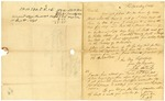 1839 May 1: John McKinley, Frankford. Pennsylvania, to E.N. Conway, Auditor, Military bounty land claims