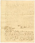 1839 December 30: John B. Smith, Helena, Arkansas, to Real Estate Bank of the State of Arkansas, Mortgage on land and sale of shares of stock
