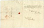 1839 September 13: Charles A. Wickliffe, Governor of Kentucky, to Governor of Arkansas, Copy of resolutions of Kentucky Legislature on the culture of silk