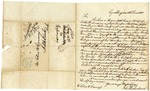 1840 June 10: John Richardson, Lynchburg, Virginia, to Elias N. Conway, Auditor, Concerning debts owed Richardson by several residents of Arkansas