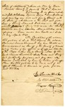 1840 April 15: James Lawson, Jr., et al., to the State of Arkansas, Security bond for Lawson as sheriff and collector of Pulaski County