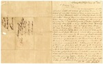 1840 June 16: John Jacobs, Jr., Lexington, Kentucky, to Elias N. Conway, Auditor, Military bounty land claims