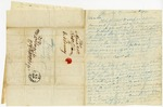 1840 April 26: Robert S. Reeves, Princeton, Kentucky, E.N. Conway, Auditor, Military bounty land claims