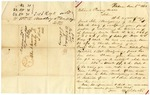 1840 June 1: W.K. Sebastian, Helena, to Elias N. Conway, Auditor, Inquiry concerning military bounty land claim for John Montgomery of Tennessee